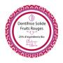 Dentifrice solide recharge, Fruits rouges, 15g Autour du Bain à Paris chez Soap and the City, savons, bougies, parfums, encen...
