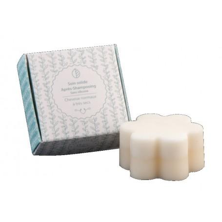 Soin Solide après shampoing Autour du Bain à Paris chez Soap and the City, savons, bougies, parfums, encens et peluches