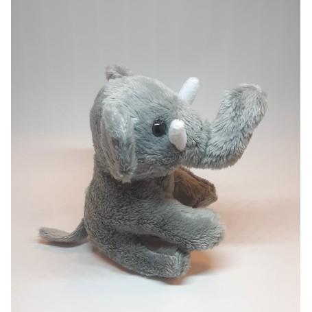 Peluche éléphant Living Nature à Paris chez Soap and the City, savons, bougies, parfums, encens et peluches