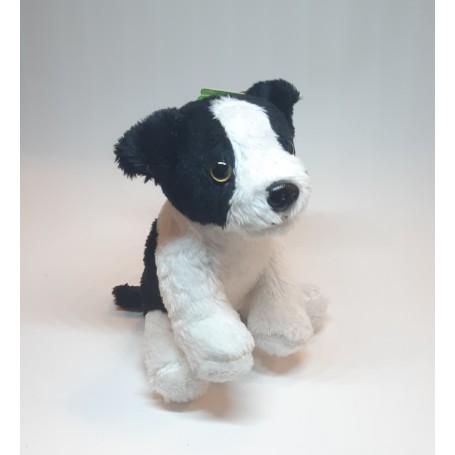 Peluche chien collier van Living Nature in Parijs bij Soap and the City, zepen, parfums, wierook, kaarzen en knuffels