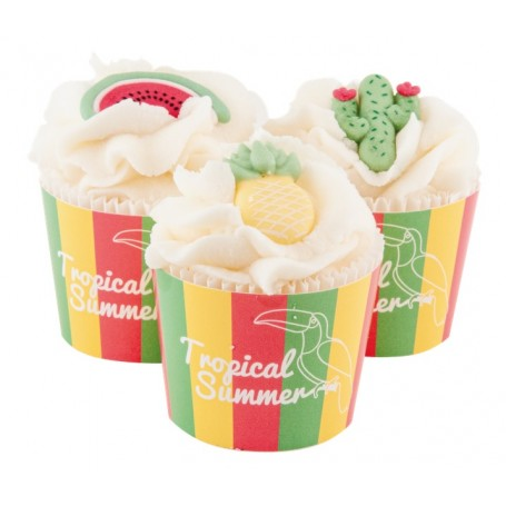 Cupcake de bain Timbale, Monoi Autour du Bain à Paris chez Soap and the City, savons, bougies, parfums, encens et peluches