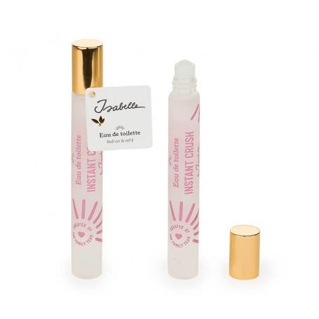 Parfum Roller, Instant Crush De Laurier à Paris chez Soap and the City, savons, bougies, parfums, encens et peluches