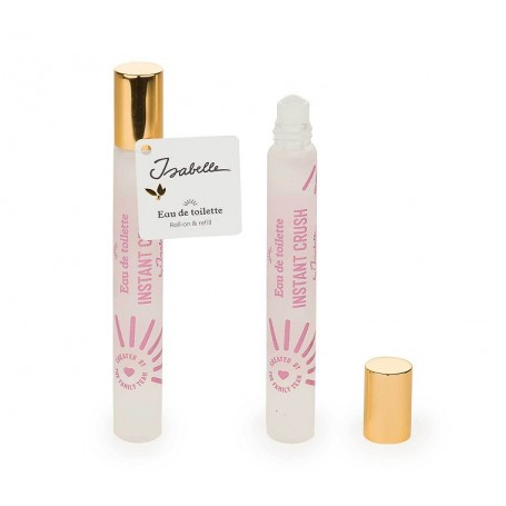 Parfum Roller, Instant Crush van De Laurier in Parijs bij Soap and the City, zepen, parfums, wierook, kaarzen en knuffels
