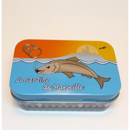 Soap box, champs de lavande