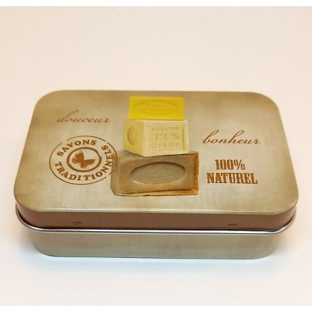 Soap box, savon naturel
