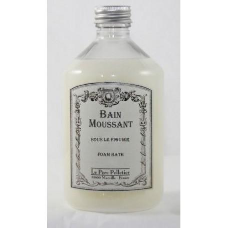 Bain moussant, Sous le figuier Le Père Pelletier à Paris chez Soap and the City, savons, bougies, parfums, encens et peluches