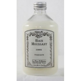 Ambre, Bain moussant made by Le Père Pelletier