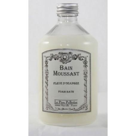 Fleur d'oranger, Bain moussantr from Le Père Pelletier in Paris @ Soap and the City, soaps, candles, incens, perfumes and ted...