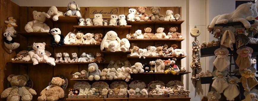 Bukowski teddy