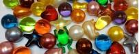 Perles de bain et boules effervescentes