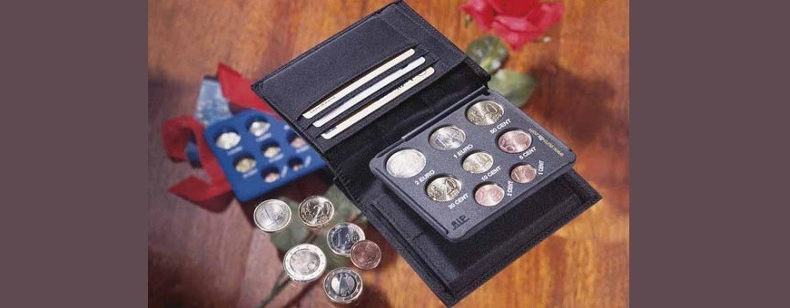 euro coin wallets