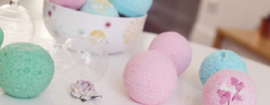 Boules de bain