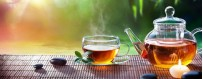 Thé et infusion BIO de Barron's