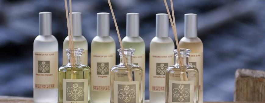 Vaporisateurs parfums Ambiance des Alpes, Le Pere Pelletier