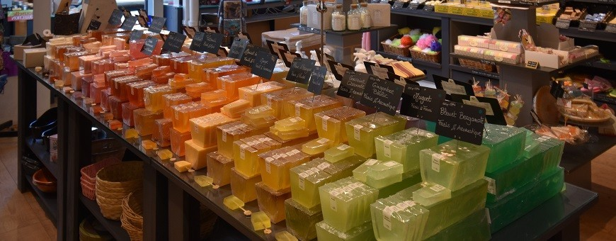 soap, candles, fragrances, teddy's and much more...