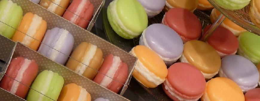 Autour du bain - cupcakes en savon