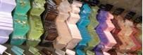 handcut soaps