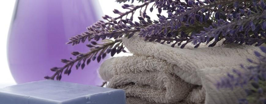 Sachets parfumés pour armoires voitures et tiroirs, Le Blanc