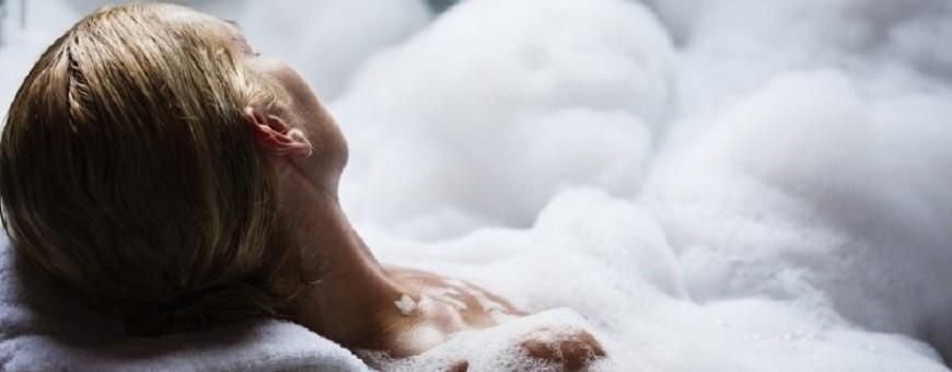 Mousse de bain, vente en ligne et sur place