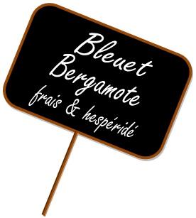 Ardoise savon Bleuet Bergamote, savon Autour du Bain, savon bio, savon Paris, boutique de savon