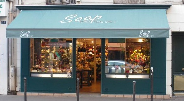 Soap and the City, savon Paris, parfums maison et bougies