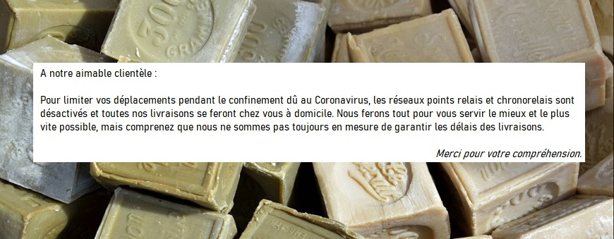 savon Paris, savon contre le Coronavirus